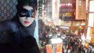 Highlight: Japan! Shibuya! Halloween!  !sub