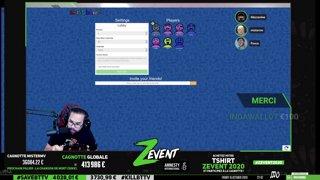 Z EVENT 2020 : Skibbl.io game 1