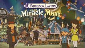 Highlight: [PC   UK] Raising money for Mind! Layton's Dark Past Revealed!!!  -> -> --> !Charity