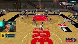 NBA 2K22 MyCareer w/ Goldy & Corny