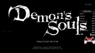 Demon's Souls Any% emu 60 FPS (49:44 IGT)