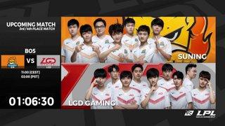 SN vs. LGD - 3rd4th PLACE MATCH | LPL Summer Split (2020)