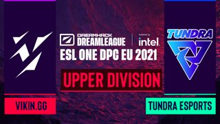 Dota2 - Tundra Esports vs. Vikin.gg - Game 2 - DreamLeague Season 14 DPC: EU - Upper Division