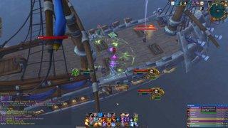 Highlight: Mythic Stormwall Blockade - 414 ilvl fire mage POV