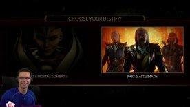 Nick Eh 30 reacts to NEW Mortal Kombat 11 DLC!