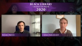 Black Library Character Week 2020: An Interview with Chris Wraight