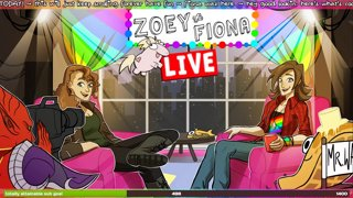 Zoey & Fiona in: Tick Tock: A Tale for Two