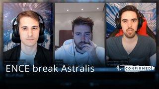 ENCE break Astralis - HLTV Confirmed S3.E17