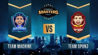 CS:GO - Team Machine vs. Team SPUNJ [Ancient] Map 1 - DreamHack Masters Spring 2021 - Showmatch