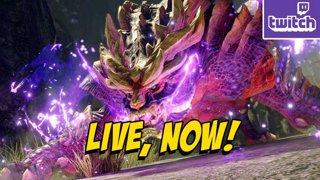 Monster Hunter R Demo & Gogeta Terror Continues (3-11) !ads !nzxt