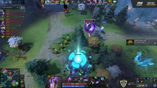 Team Adroit vs T1 (1-1) w/ OD Pixel and Fogged #ONEDota2