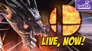 MONSTER HUNTER FINALE FATALIS...Also Smash New Character @ 7am PT !nzxt !ads (9-30)