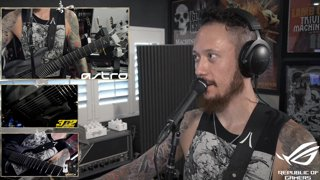 Tomorrow is Tuesday - 'The Emo-Slam Song' | Matt Heafy