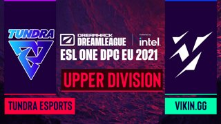 Dota2 - Tundra Esports vs. Vikin.gg - Game 1 - DreamLeague Season 14 DPC: EU - Upper Division