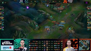 (REBROADCAST) MAD vs. G2 | Playoffs Round 3 | LEC Spring | MAD Lions vs. G2 Esports (2020)