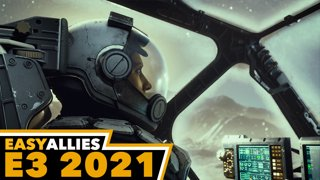 Starfield E3 2021 - Easy Allies Reactions