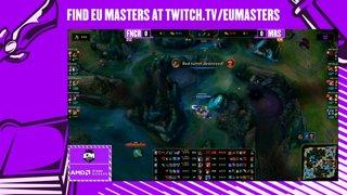 European Masters Spring 2020 | Quarterfinals | Day 2
