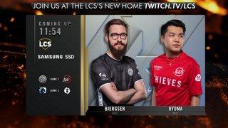 Friday Night League Week 6 | LCS Summer Split (2020)