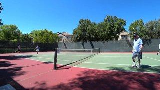 IRL - Family Tennis & Sub-Sunday #6 - Follow @jakenbakeLIVE on !Socials