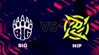 Highlight: Group 1 Day 2 BIG vs NIP Map 1 Overpass