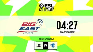LIVE: ESL Collegiate - Big East Conference Spring Season Day 2