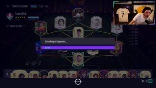 Nick vs Pro - AjaxJoey  | Weekend league FIFA 21