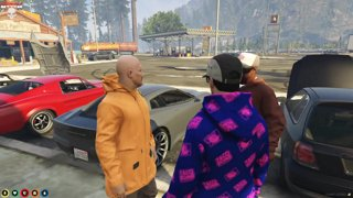 Race day and the greatest chase ever. NoPixel Hutch