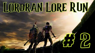 Dark Souls - Lordran Lore Run - 2