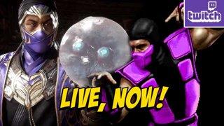 THE RAIN KOMBAT KAST - PSX Legacy - Spooky Warzone!? !nzxt !ads (10-20)
