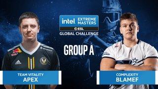 CS:GO - Team Vitality vs. Complexity [Nuke] Map 1 - IEM Global Challenge 2020 - Group A