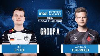 CS:GO - Astralis vs. BIG [Dust2] Map 2 - IEM Global Challenge 2020 - Group B