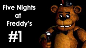 Five Nights at Freddy's 1 | First feel #1