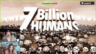 Highlight: An Educator's Playthrough of 7 Billion Humans | NASEF Community Club