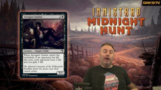 Innistrad Midnight Hunt Card Review P2 - Black/Red