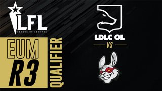 LFL Qualif EU Masters - LDLC vs MSF - Round 3 - Bo5