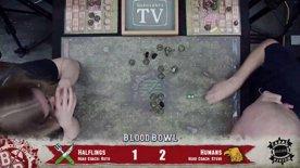 Blood Bowl – Humans vs Halflings