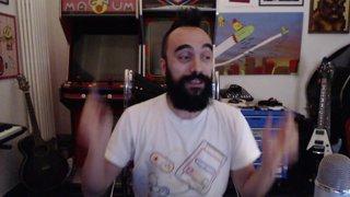 Game Boy e chitarra elettrica: Danimal Cannon live @ CHIPS Festival