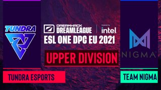 Dota2 - Team Nigma vs. Tundra Esports - Game 2 - DreamLeague Season 14 DPC: EU - Upper Division