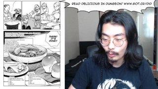 Tim Lyu's Manga Club - Delicious in Dungeon Vol. 2