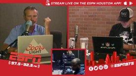 Highlight: LIVE SPORTS TALK RADIO — ESPN HOUSTON