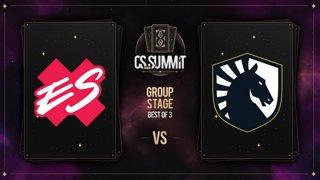 Extra Salt vs Liquid (Vertigo) - cs_summit 8 Group Stage: Winners' Match - Game 2