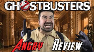 Ghostbusters Angry Review