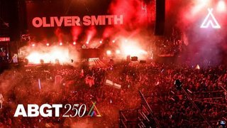 Oliver Smith #ABGT250 Live at The Gorge Amphitheatre, Washington State