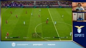 In evidenza: Showmatch SS Lazio vs Bayen Monaco
