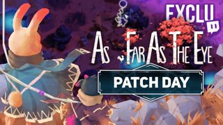 Patch d'As Far As The Eye. Dispo sur Steam !