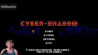 Cyber Shadow #1