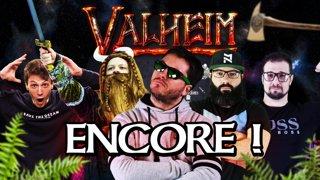 Valheim ENCORE, j'essaye de survivre et de progresser