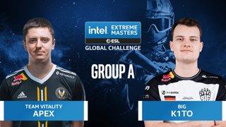 CS:GO - Team Vitality vs. BIG [Vertigo] Map 1 - IEM Global Challenge 2020 - Group A