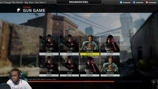 Call of Duty Mulitplayer Gameplay