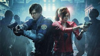 Claire Redfield Cosplay: S+ (Standard) RE2 Run: Part 1